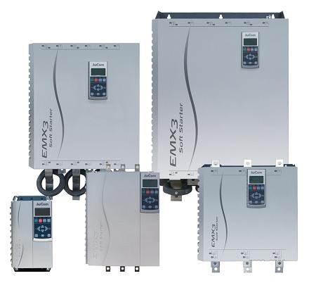 Reduced voltage soft starter for electric motor 515 amps for Hazardous location motor starter