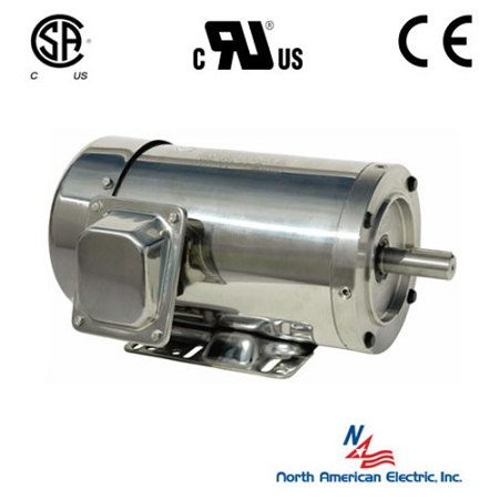 7 5 hp 213tc stainless steel electric motor 3 phase 1800 for 5 hp 1800 rpm motor