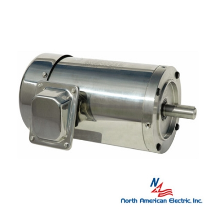 7 5 hp 213tc stainless steel electric motor 3 phase 1800 for 7 5 hp 3 phase motor