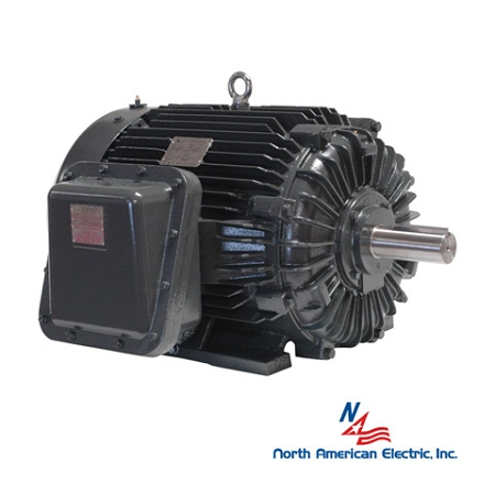 5 Hp 215t Electric Motor Explosion Proof 1200 Rpm 3 Phase