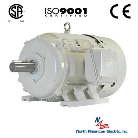 15 hp 284t electric motor 1200 rpm 3 phase 230 460 796 for 15 hp 3 phase motor