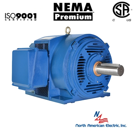 150 Hp 405ts Electric Motor 3600 Rpm 3 Phase 460 Volt Open