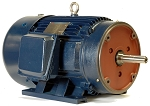 1 hp 143JM electric motor 1800 rpm TEFC PE143JM-1-4