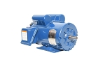 5 hp 56 compressor electric motor 3455 rpm 1 phase 230 volt