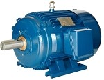 3 hp 182T electric motor 1800 rpm 3 phase tefc F2 Mount