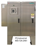 30 HP Variable Frequency Drive Panel 460 Volt NEMA 4X Stainless