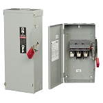 Safety Switch Disconnect 30 Amp NEMA3R THN3361R Non Fusible