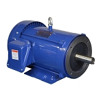 2 hp 56C electric motor 3600 rpm 3 phase 208-230/460 totally enclosed