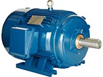 1 hp 143T electric motor 1800 rpm 3 phase tefc PE143T-1-4