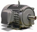 2 hp 145T electric motor 1800 rpm 3 phase tefc TECO NP0024