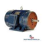 50 hp 326JM electric close coupled pump motor 1800 rpm 3 phase 208-230/460 totally enclosed