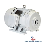 3 hp 182T electric motor for phase converter 1800 rpm 3 phase 208-230/460 totally enclosed