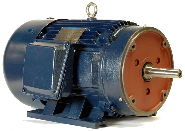 1.5 hp 145JP electric close coupled pump motor 1800 PE145JP-1.5.4