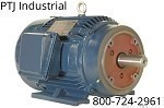 15 hp 254TC electric motor 3600 rpm 3 phase 208-230/460 totally enclosed