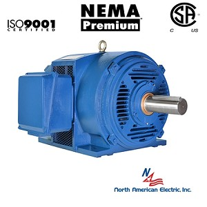 125 hp 405TS electric motor 1800 rpm 3 phase 460 volt open drip proof